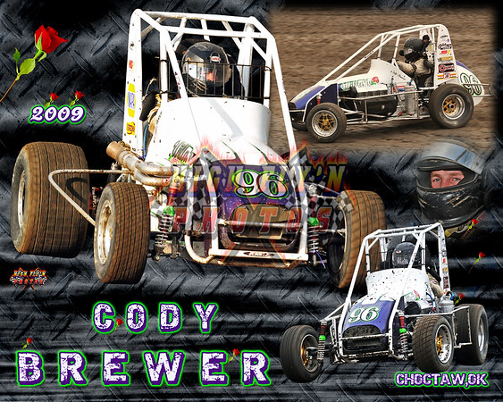 1 Cody Brewer POSTER 2009