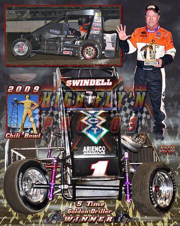 1 2009 5 Time Golden Driller Winner Sammy Swindell