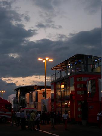 Hungarian Grand Prix 2007