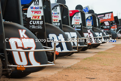 POWRi Series 4th Annual Turnpike Challenge at I-44 Riverside Speedway in Oklahoma City, Oklahoma.