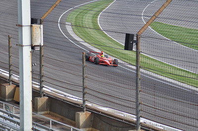 Indy 500 Qualifications 2011