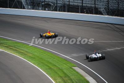 2018 Indy 500 Practice