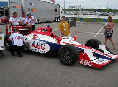 Vito Meira's car.