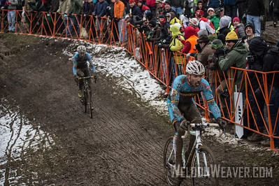 Winner Sven NYS. 2013 CX Worlds. Louisville, KY USA.  Photo by Weldon Weaver