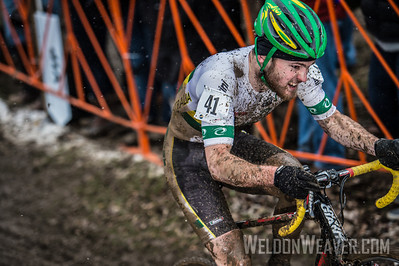 Lewis RATTRAY.  2013 CX Worlds. Louisville, KY USA.  Photo by Weldon Weaver