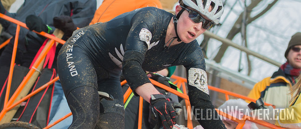 Genevieve WHITSON.  2013 CX Worlds. Louisville, KY USA.  Photo by Weldon Weaver
