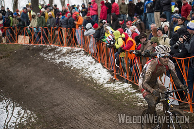 2013 CX Worlds. Louisville, KY USA.  Photo by Weldon Weaver