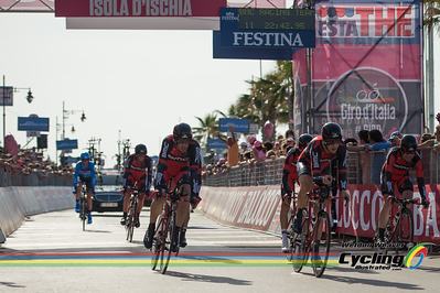 2013 Giro Stage 2. Photo by Weldon Weaver.
