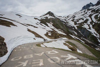 2013 Col du Glandon, France