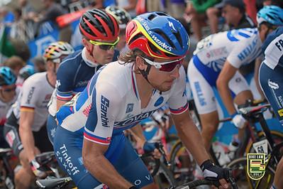 Peter Sagan Richmond 2015 World Championships.  Photo by Weldon Weaver.