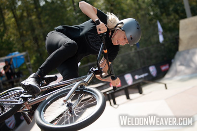 Cory Coffee. 2019 BMX Freestyle UCI C1. Cary, NC. USA. Photo by Weldon Weaver.