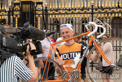 2019 Tour de France. Stage 2 TTT Brussels. Photo by Weldon Weaver.