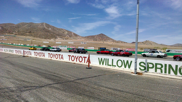July 2014 Willow Springs