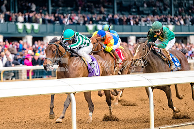 Smart Remark wins Claiborne Julep Cup 4.7.18