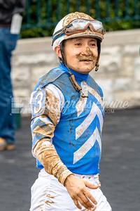 Jockey, Rolando Aragon, Keeneland, 04.05.19