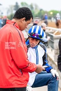 Jockey Jose Ortiz, Keeneland, 4.18.19