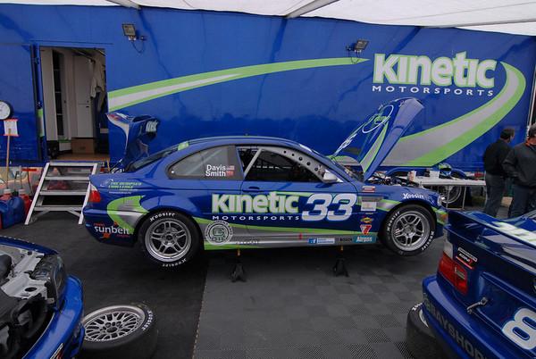 Koni Challenge BMW's at NJMP, May 2009