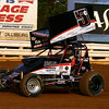 Dylan Cisney in Hot laps at Williams Grove.