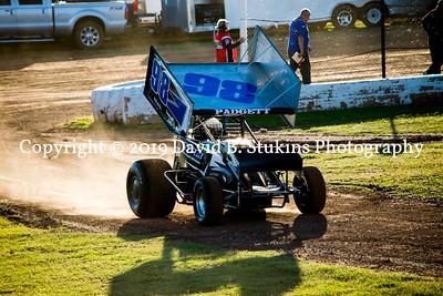 ASCS Red River Region at Lawton Speedway. 2017 David B. Stukins/Dirt Unlimited