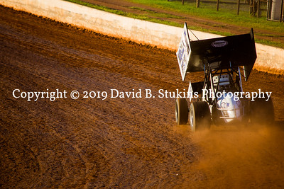 ASCS Red River Region at Lawton Speedway. 2017 David B. Stukins/Dirt Unlimited