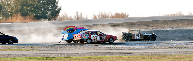 Rx7, Buttonwillow