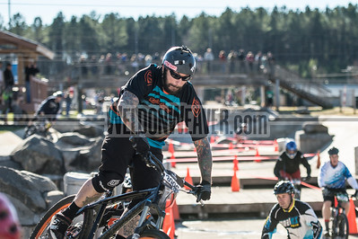 2014 USNWC Rumble in the Concrete Jungle. Short Track.   January 12, 2014.  Charlotte, NC.  Photo by Weldon Weaver.