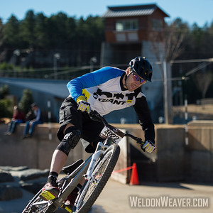 Jeff Lenosky.  2014 USNWC Rumble in the Concrete Jungle.  January 12, 2014.  Charlotte, NC.  Photo by Weldon Weaver.
