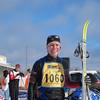 Todd Vigland, winner of Men's 25K Freestyle.
