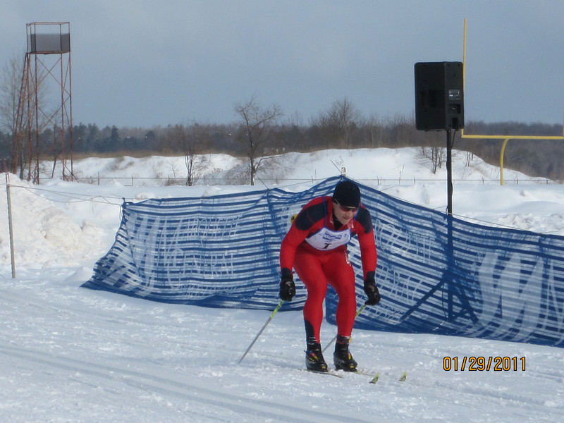4th place Men's 51K Classic Shawn Miller.