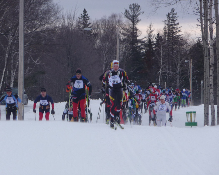 2012 50k classic start