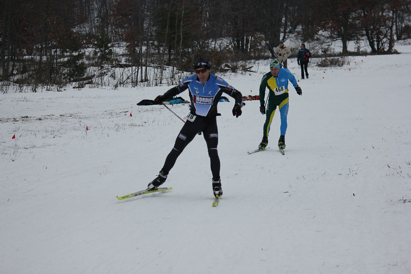 Doug Heady - Go Team NordicSkiRacer!