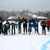 Frosty Freestyle cross country ski race