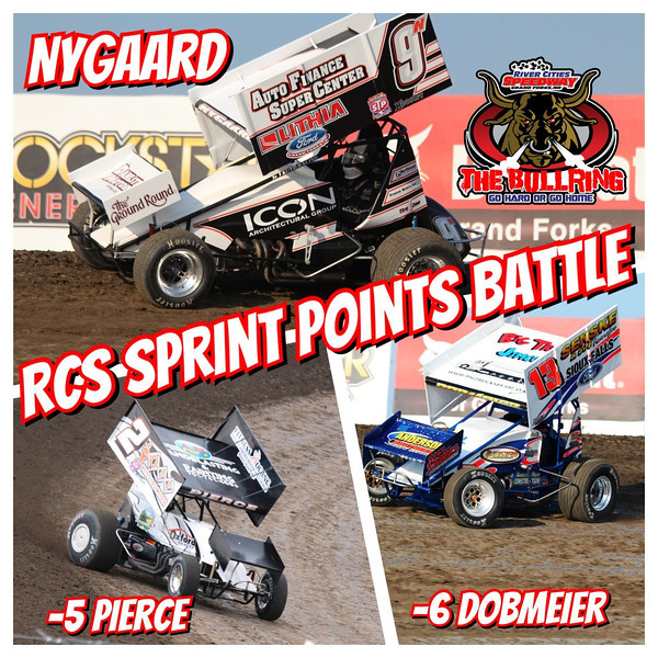 River Cities Speedway Points Battle Heats Up!