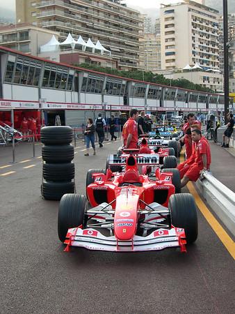 Monaco Grand Prix 2004