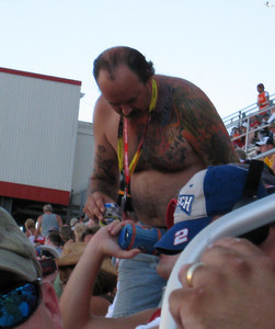 Race fan.