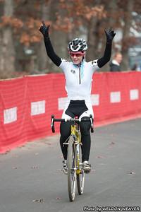 2011 UCI NC GP. Chloe Forsman