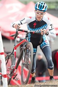 2011 UCI NC GP. Nicole Thiemann