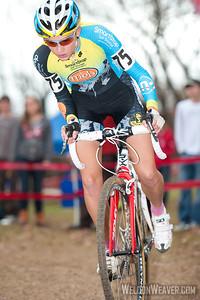 2011 UCI NC GP.  Katherine Shields