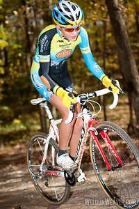2011 NCCX4 Salisbury, NC. Katherine Shields. smartstop/mock orange bikes p/b ridley.