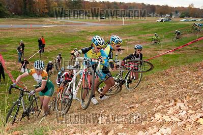 Charlotte, NC. 2011 NCCX5. Women Pro CX 1/2/3