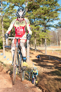 Scott Frederick. NCCX 10 State Championships Winton Salem, NC Decmeber 18. 2011. Photo by Weldon Weaver