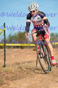 North Carolina Cyclo-cross Series Race#8. Statesville, NC Dec 4, 2011. Photo by Weldon Weaver