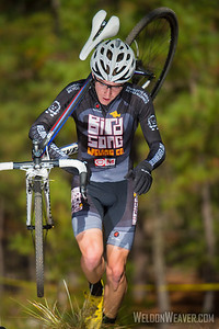 12-10 NCCX#1. Southern Pines, NC. Devin Clancy. Photo by Weldon Weaver.