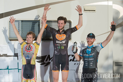 12-10 NCCX#1. Southern Pines. Men's Podium. Travis Livermon, Wes Richards, Robert Marion.