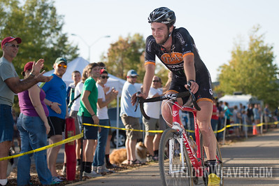 12-10 NCCX#1. Southern Pines.  Men's Winner Travis Livermon.