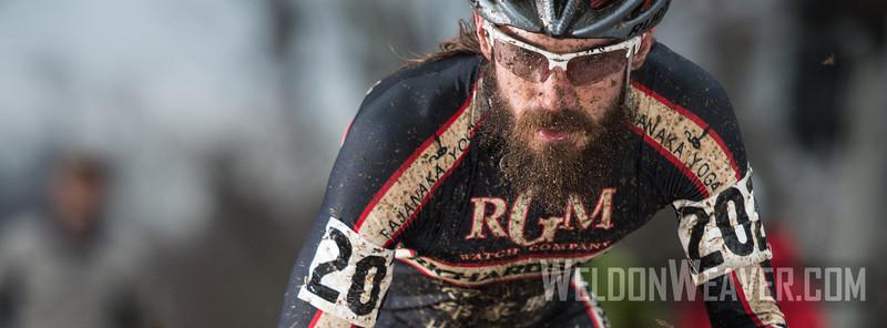 Dan Timmerman. RGM WATCHES - RICHARD SACHS. 2012 NCCX11 Hendersonville. UCI Elite Men. Photo by Weldon Weaver.