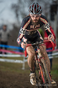 Dan Timmerman.  RGM WATCHES - RICHARD SACHS.  2012 NCCX11 Hendersonville. UCI Elite Men.  Photo by Weldon Weaver.