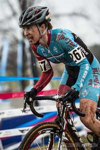 Katie Arnold.  Bobs Red Mill Cyclocross.  2012 NCCX11 Hendersonville. UCI Elite Women.  Photo by Weldon Weaver.