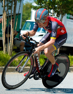 Levi Leipheimer at 2010 USA Cycling Professional Time Trial Championship