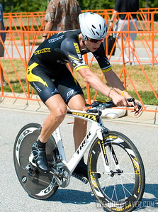 Taylor Phinney at 2010 USA Cycling Professional Time Trial Championship